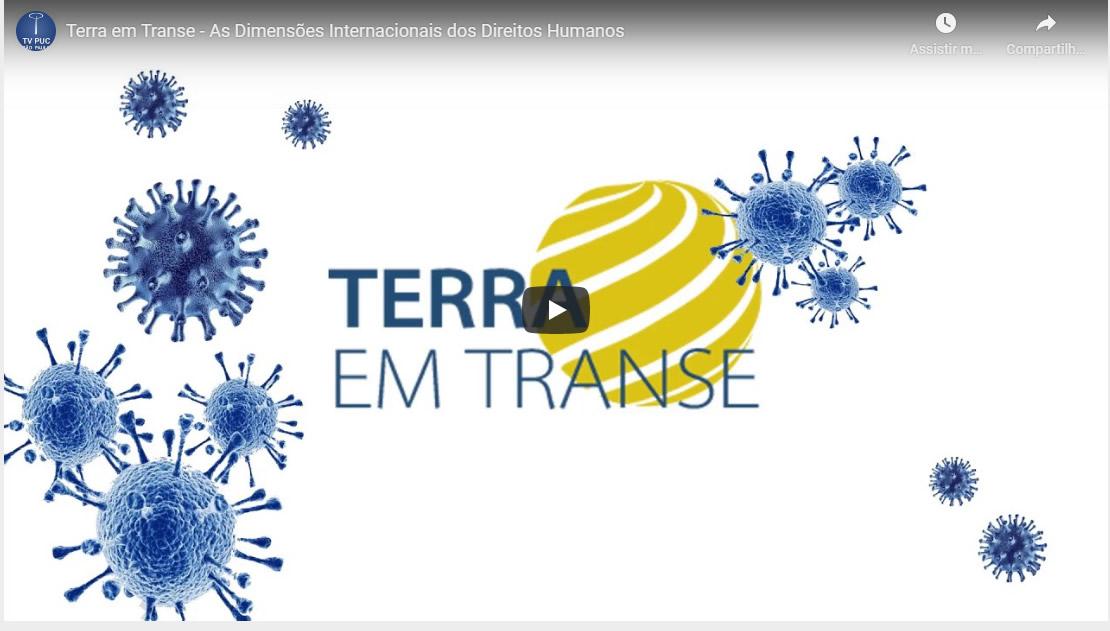 Embedded thumbnail for Terra em Transe - As Dimensões Internacionais dos Direitos Humanos