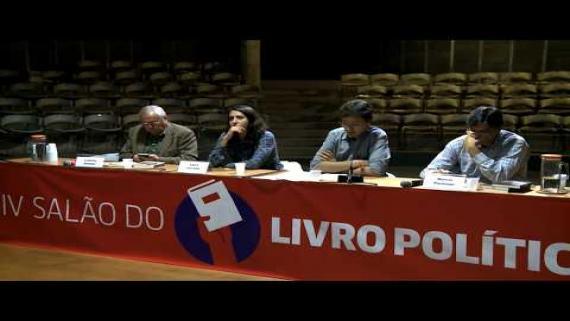 Embedded thumbnail for Salão do Livro Político - Política e economia: a questão da austeridade.