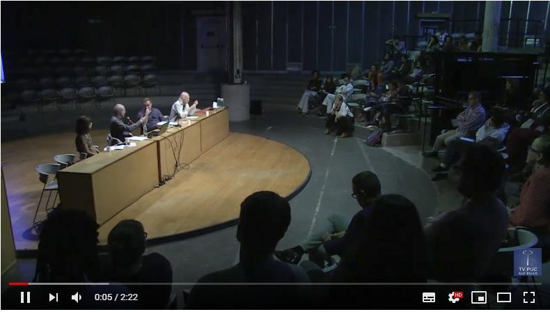 Embedded thumbnail for Seminário discute a violência escolar