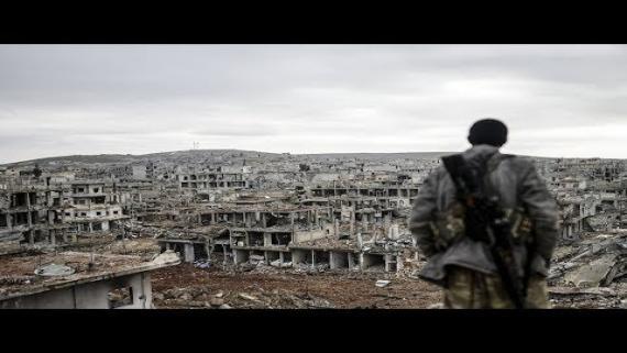Embedded thumbnail for IV Salão do Livro Político: A guerra imperialista no Oriente Médio e Síria